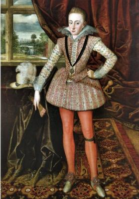 Henry Frederick, Prince of Wales (1594-1612)